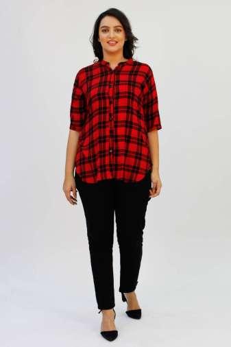 Red Check Shirt6