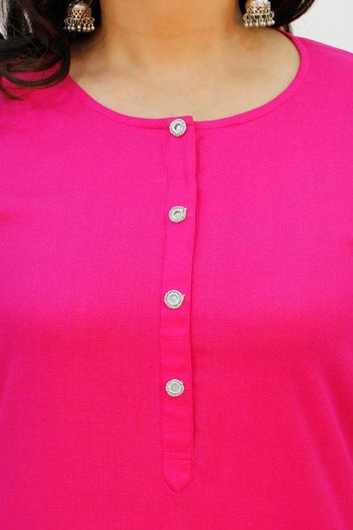 Pink Kurta3