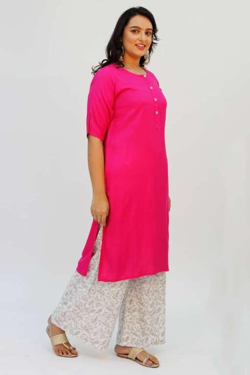 Pink Kurta4