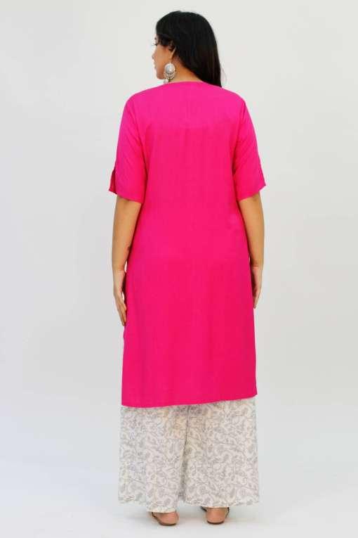 Pink Kurta5