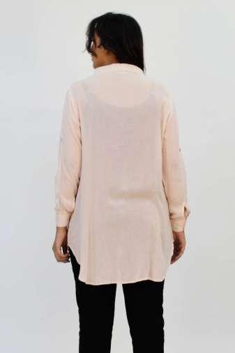 blush pink long shirt3