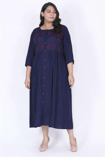 Plus Size Shirt Dress