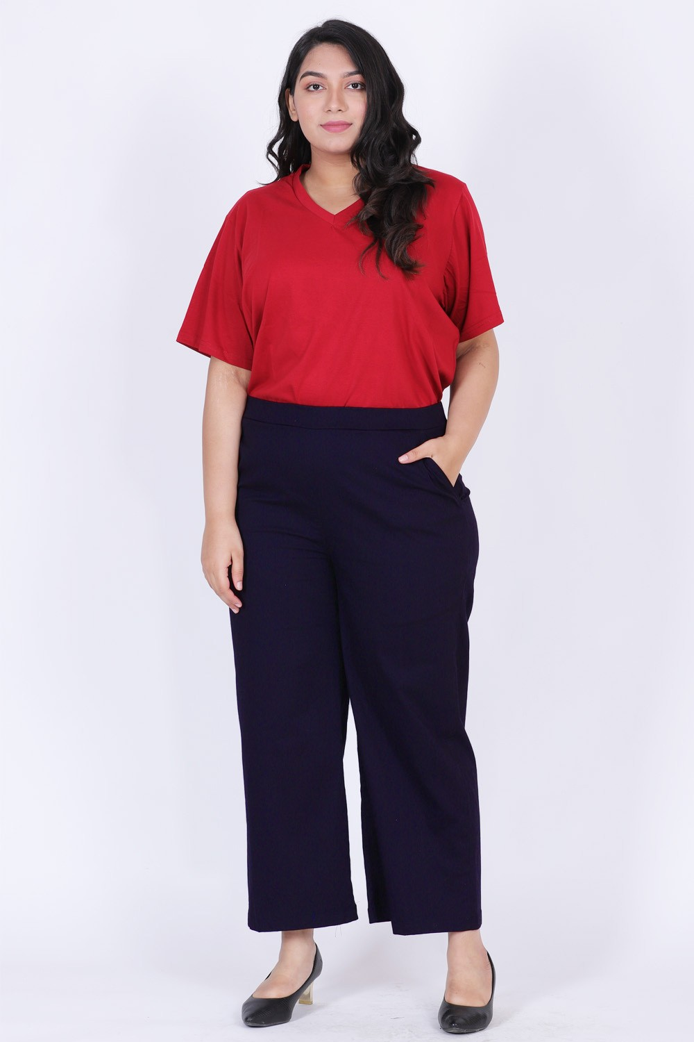 Plus Size trousers