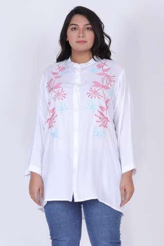 Plus Size Shirt