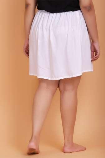 Plus Size underskirt