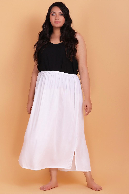 Plus Size Under skirt